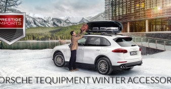 Porsche Tequipment Winter Accessories
