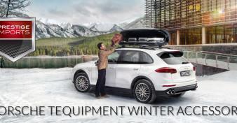 Porsche Tequipment Winter Accessories