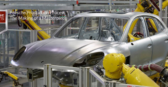 Porsche Production Process: