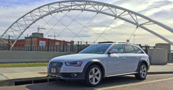 Denver Highland and the Audi allroad