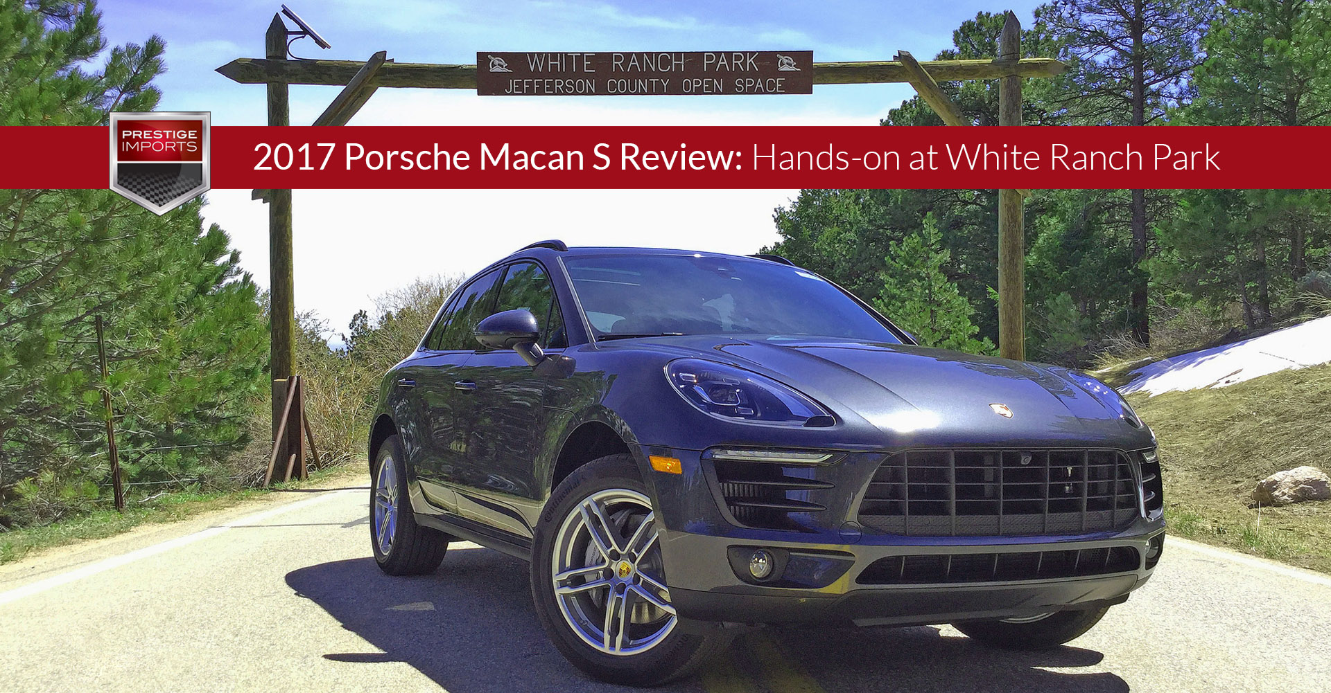 2017 Porsche Macan S Review Hands On At White Ranch Park