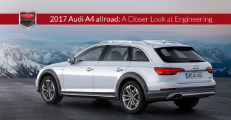 2017 Audi A4 allroad - A Closer Look at Engineering