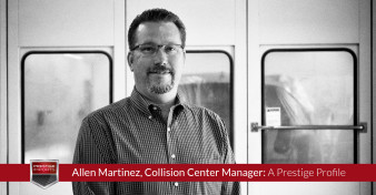 Allen Martinez, Collision Center Manager - A Prestige Profile