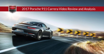 2017 Porsche 911 Carrera Video Review and Analysis