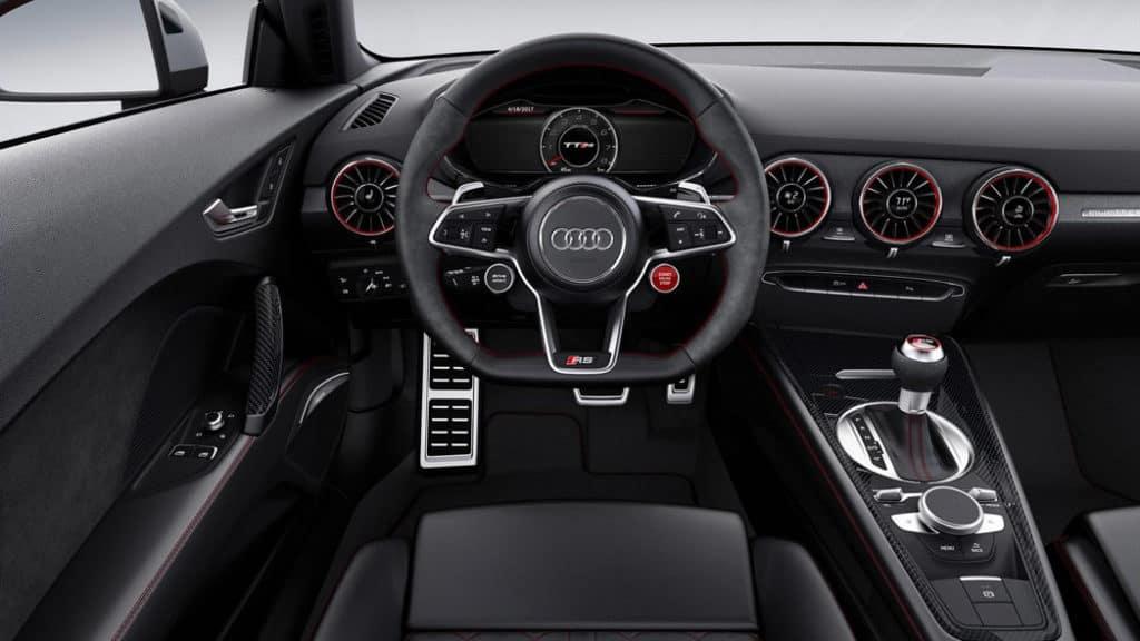 2018 Audi TT RS - Cockpit