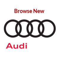 Button - Browse New Audi Inventory