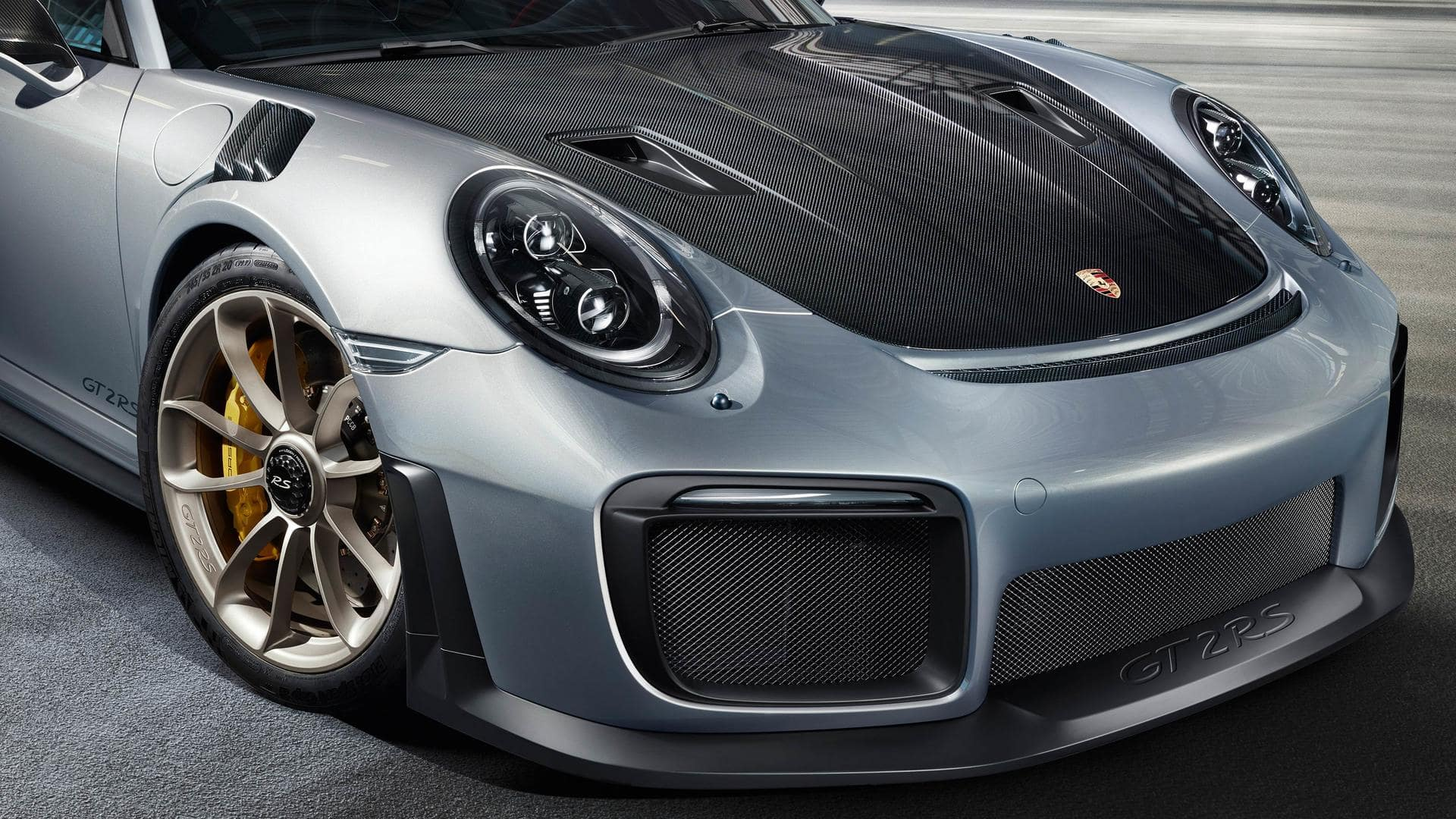 The 911 Gt2 Rs Is This The Best Porsche Ever