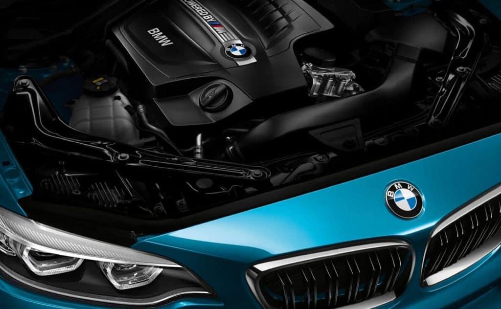 BMW M2 - Engine
