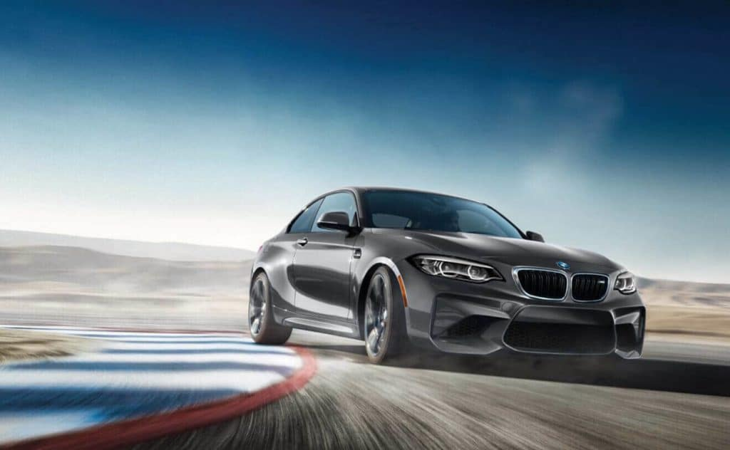 BMW M2 - On The Track