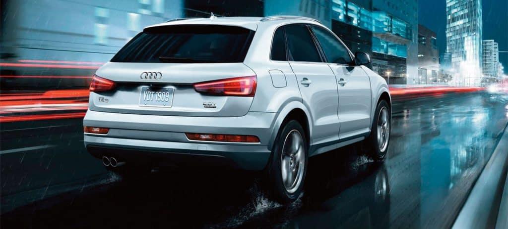 Audi Q3 2.0T - Design