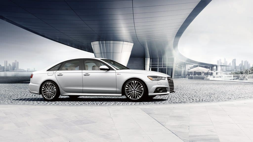 2018 Audi A6 - Side View of Exterior
