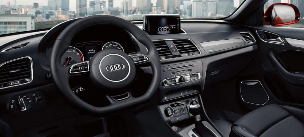 Audi Q3 2.0T - Technology
