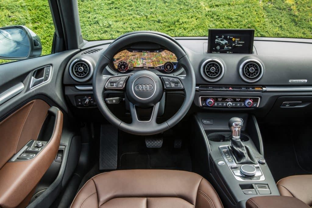 2018 Audi A3 - Cockpit