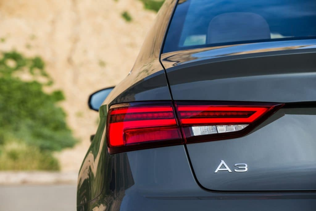 2018 Audi A3 - Tail Light