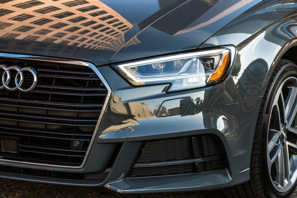 2018 Audi A3 - headlight