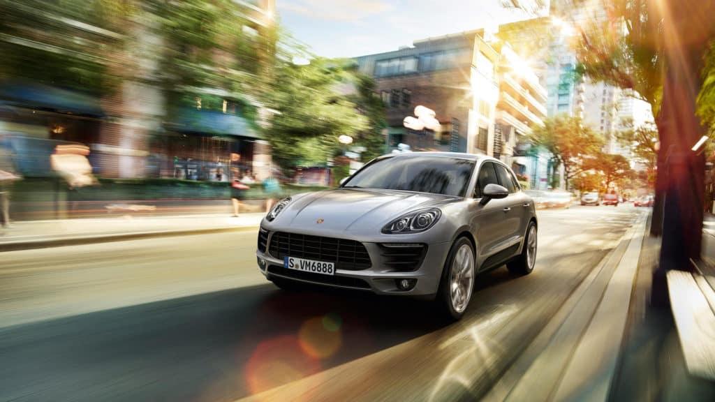 2018 Porsche Macan - Acceleration