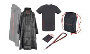 Porsche Accessories - Motorsport Collection - Le Mans Fan Package