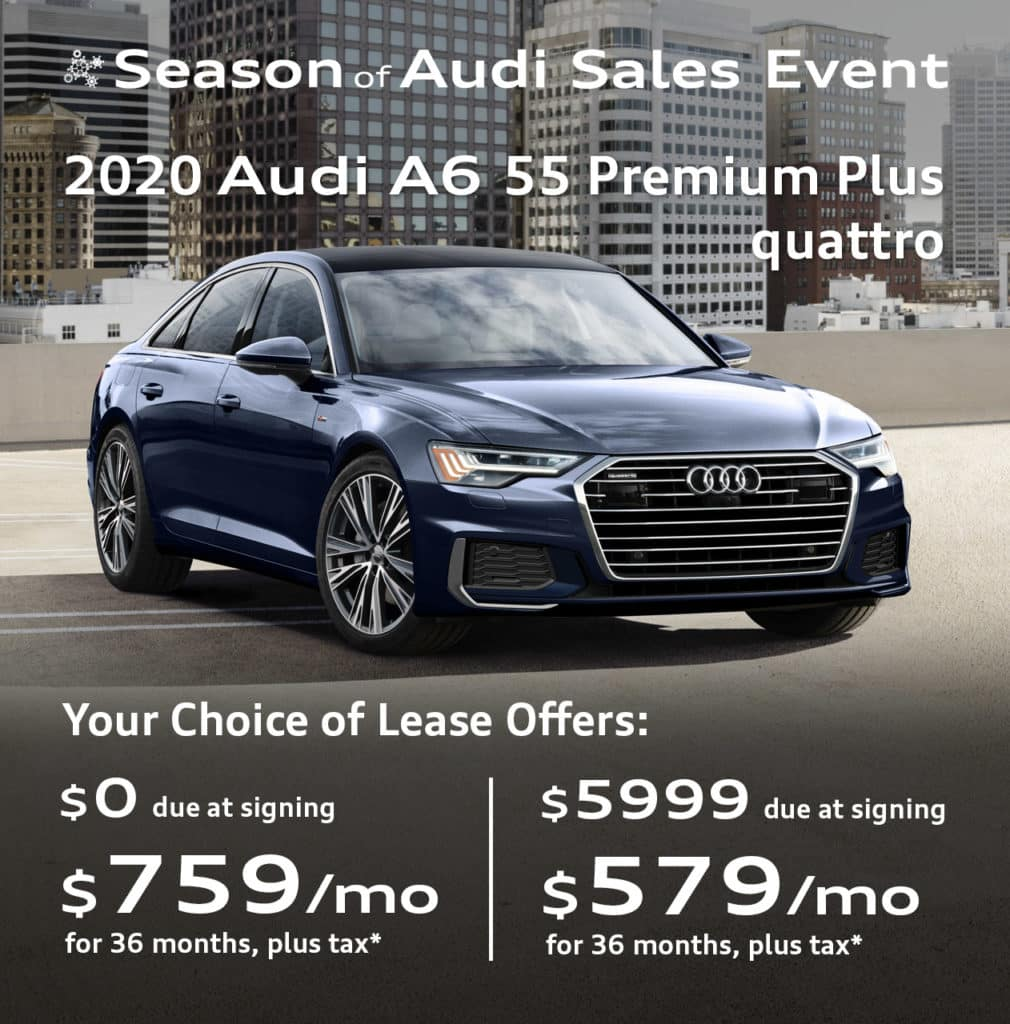 New 2020 Audi A6 55 Premium Plus