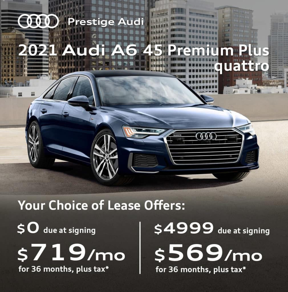 New 2021 Audi A6 45 Premium Plus