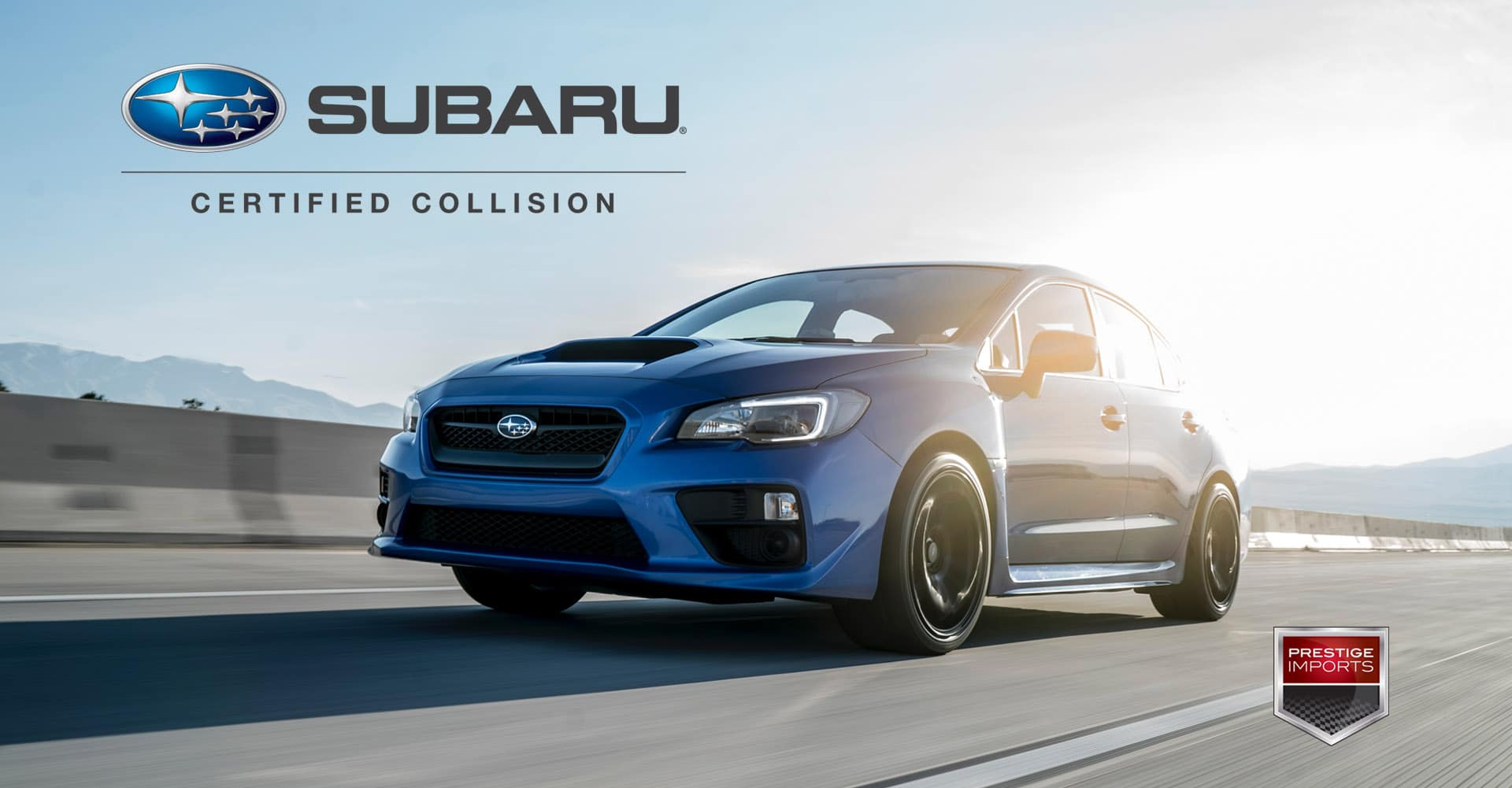 Certified Collision Center >> Certified Subaru Collision Repair In Denver Co At Prestige