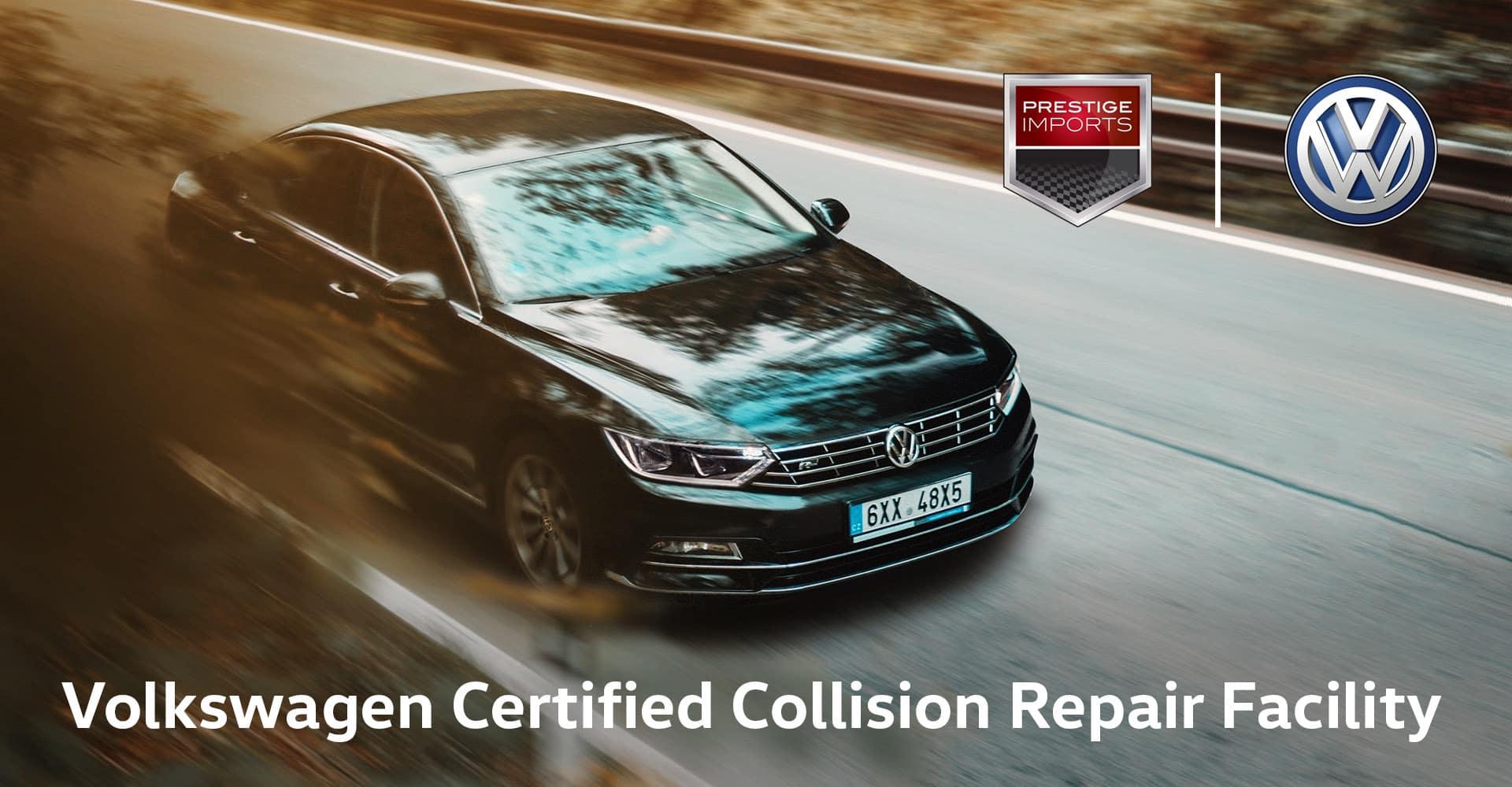 Certified Volkswagen Body Shop in Denver, CO