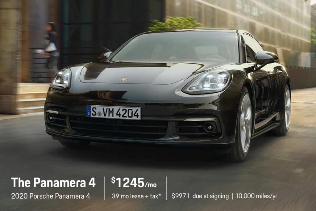 Porsche Panamera Lease >> Porsche Panamera 4 Lease Offer Prestige Imports