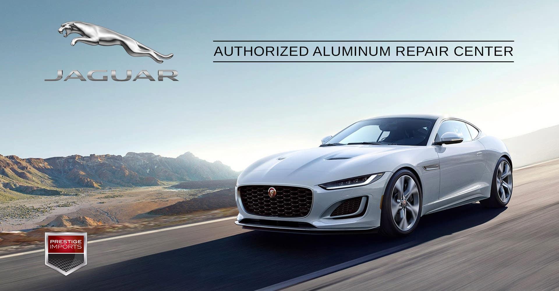 Authorized Jaguar Body Shop in Denver, CO