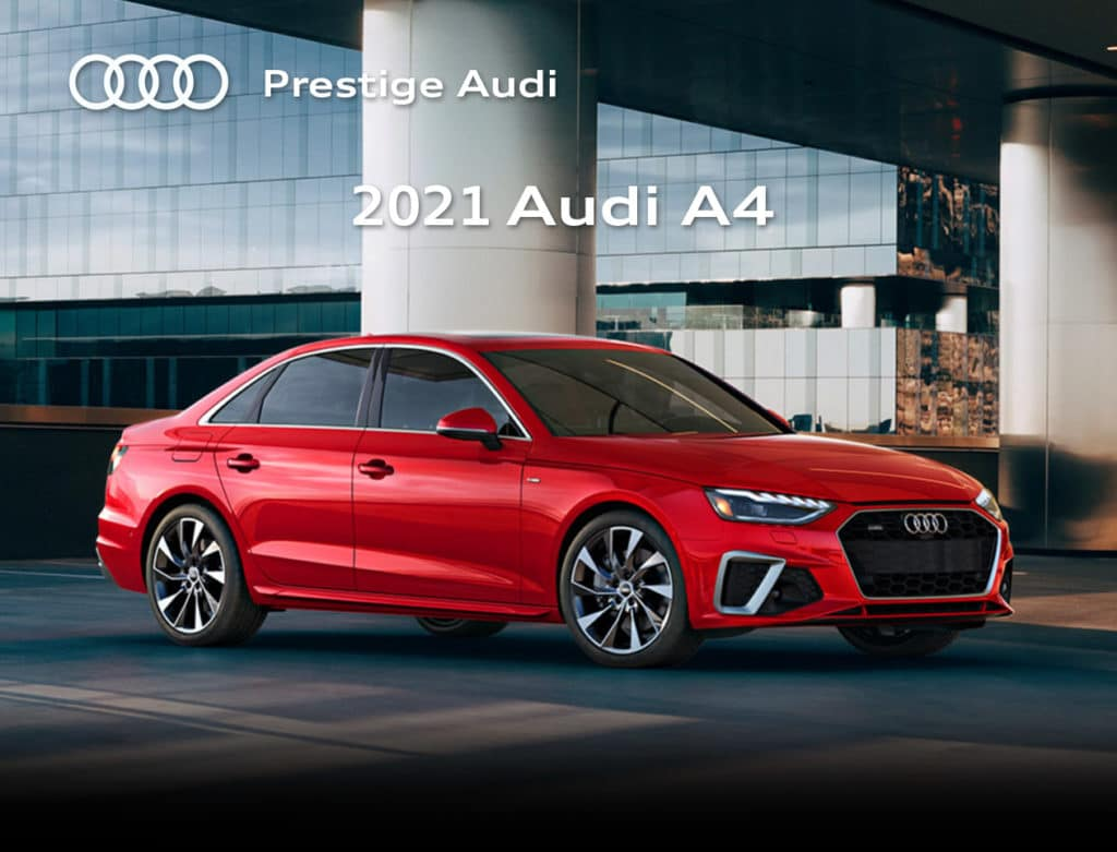 New 2021 Audi A4 Special Offer