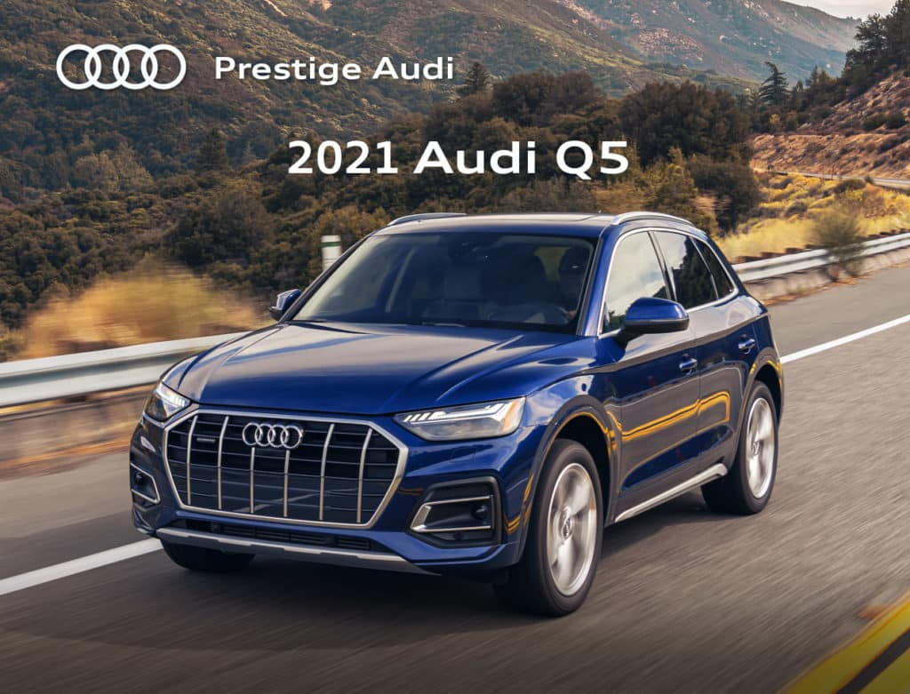 New 2021 Audi Q5 Special Offer