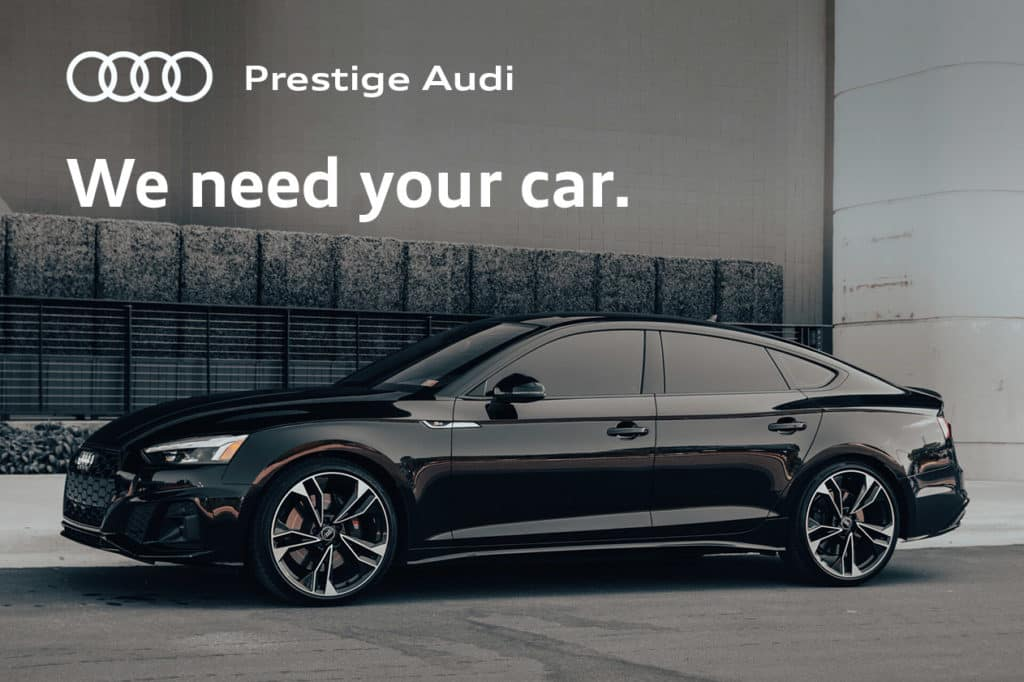 We pay Top Dollar for pre-owned vehicles!