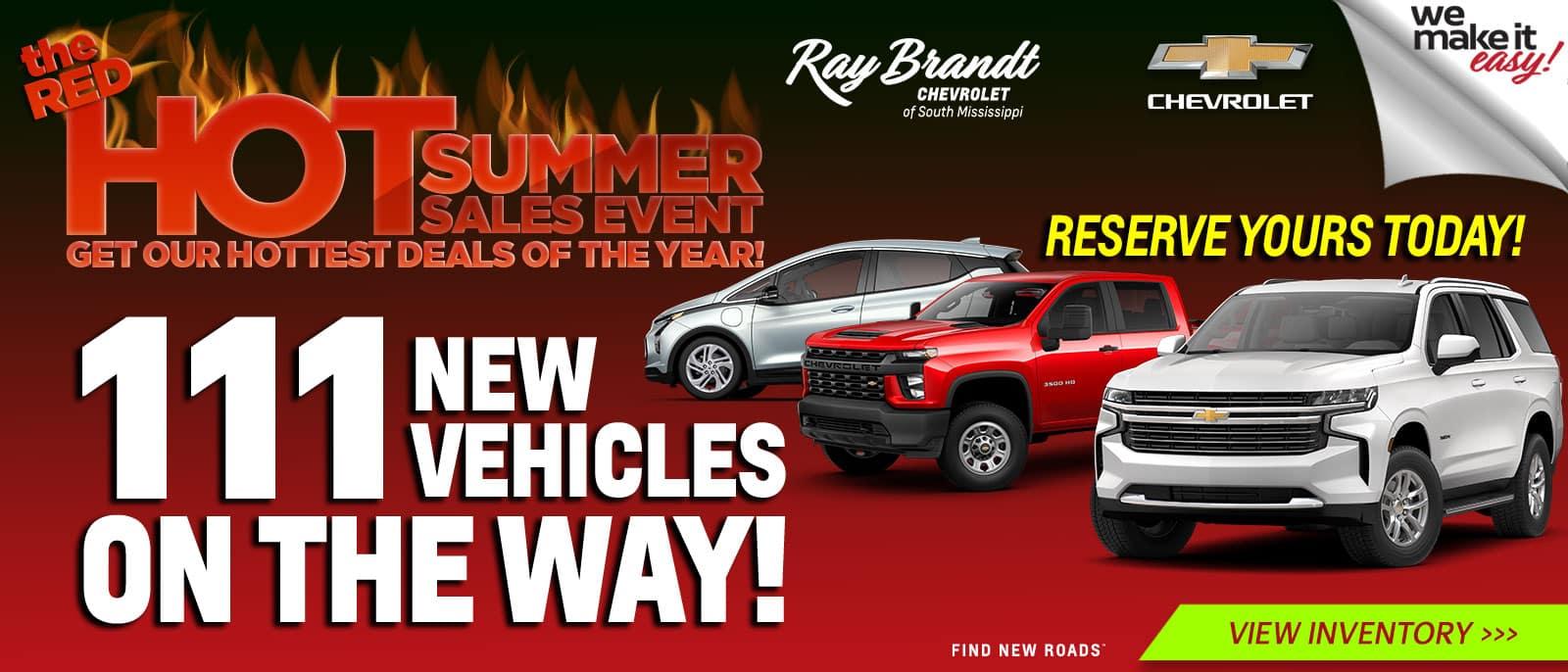 Ray Brandt Chevy Inventory
