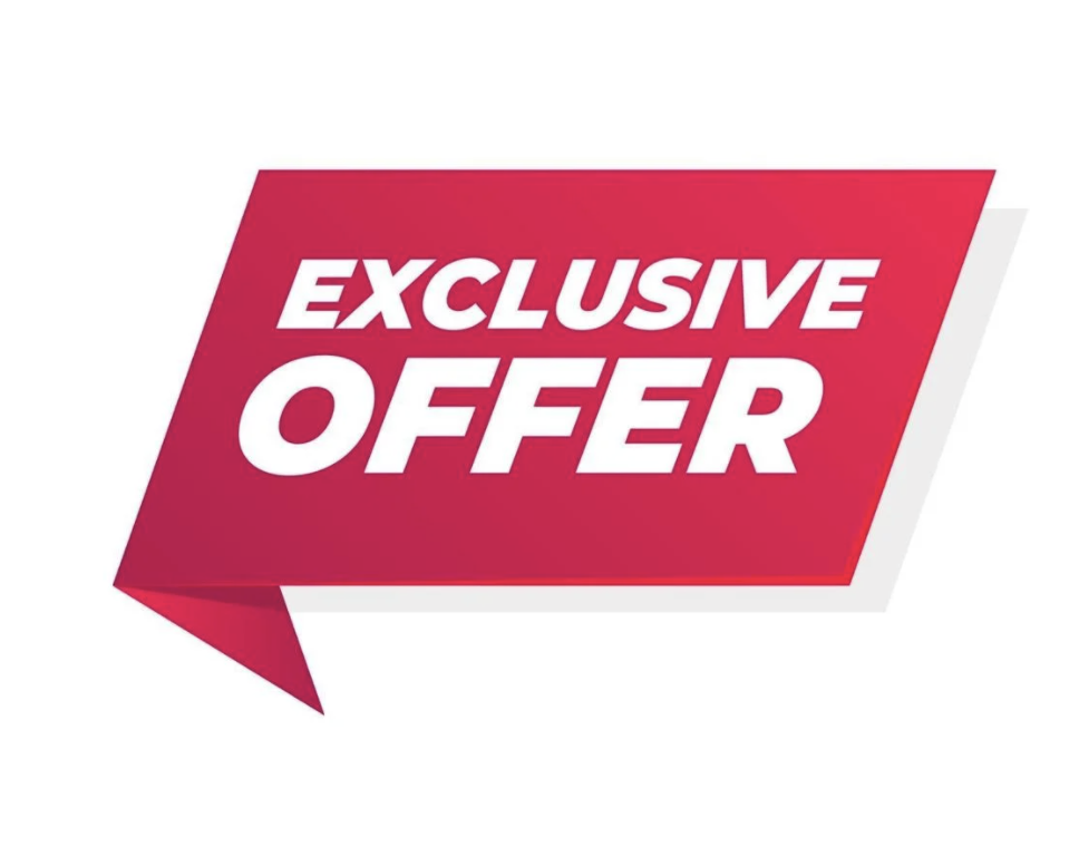 Exclusive Offer, Savings, Sale, Chevrolet, Chevy, 15% OFF