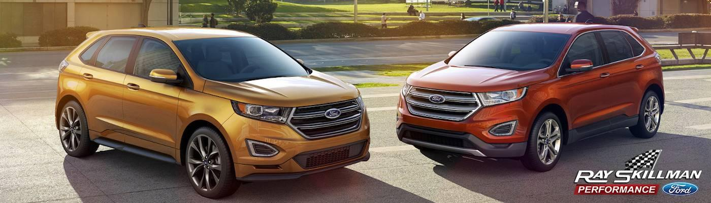 Ford Edge Martinsville Indiana