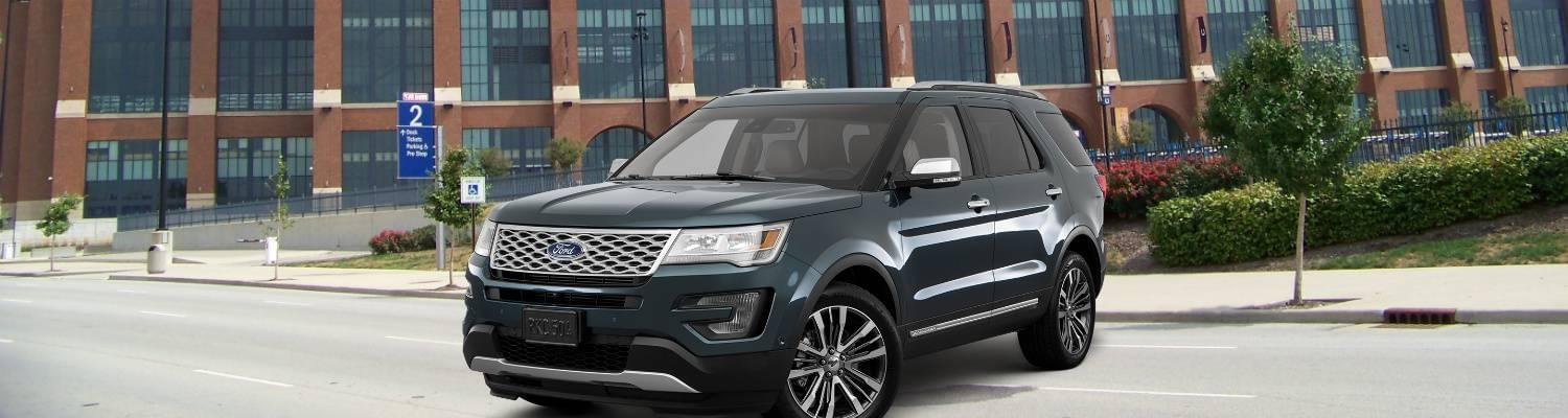New Ford Explorer Indianapolis Experience