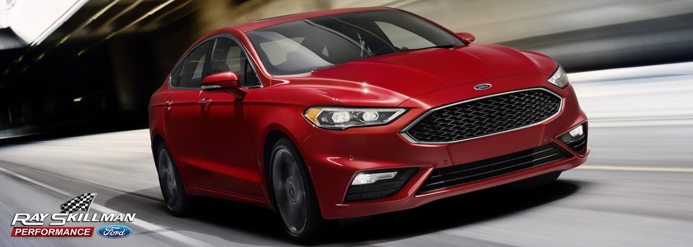 Ford Fusion Martinsville IN