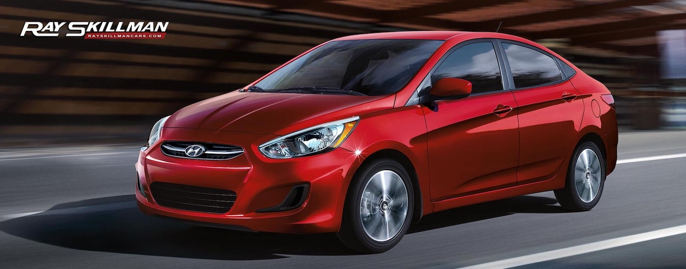 New Hyundai Accent Greenwood Indiana