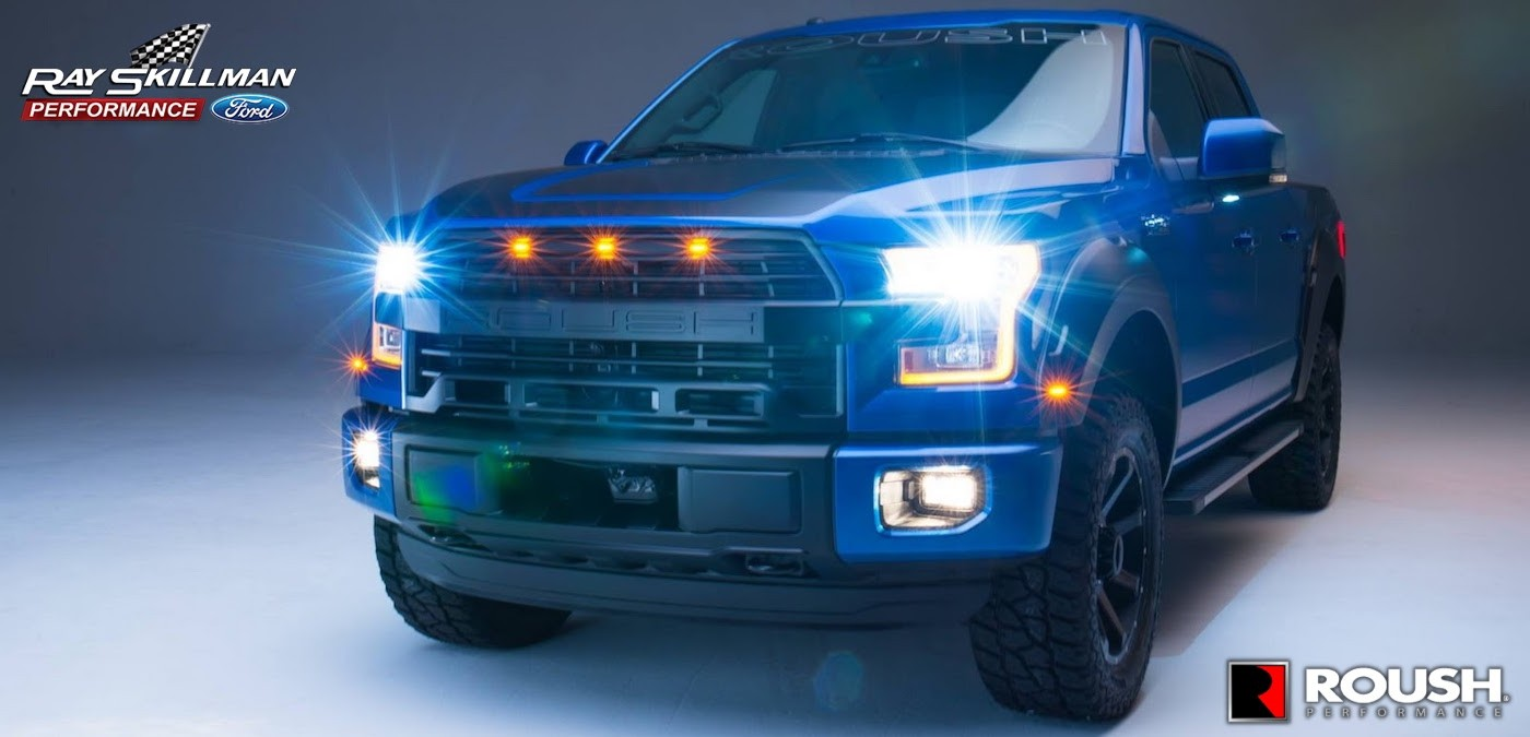 2017 ford roush f 150