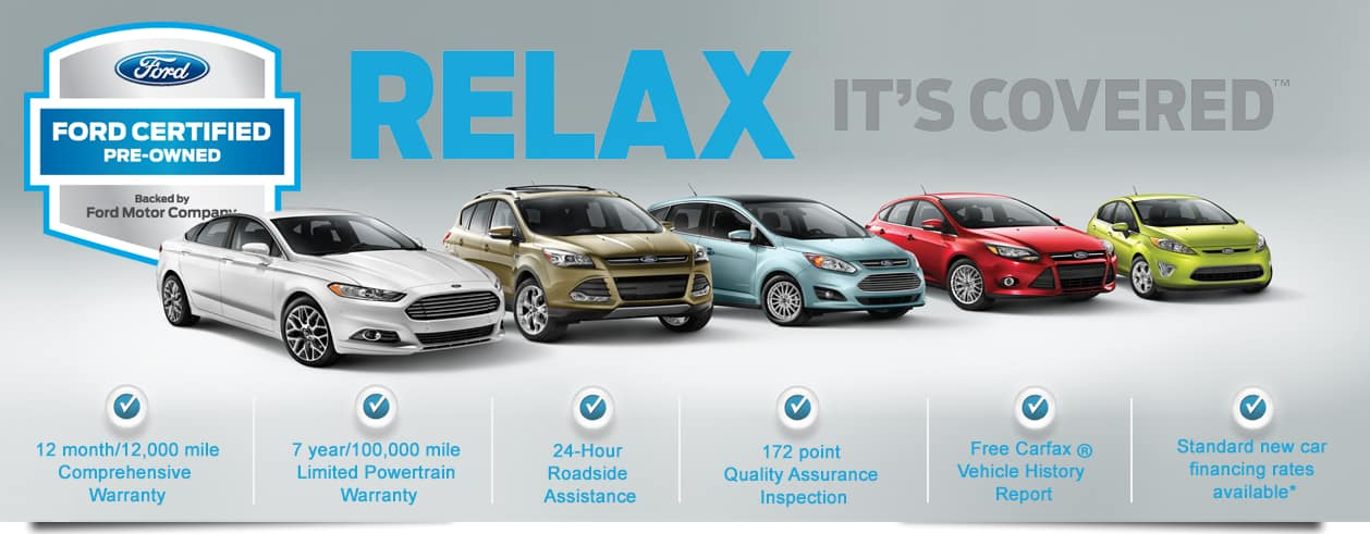 Ford Certified Pre Owned >> Certified Pre Owned Fords Indianapolis Ray Skillman Ford