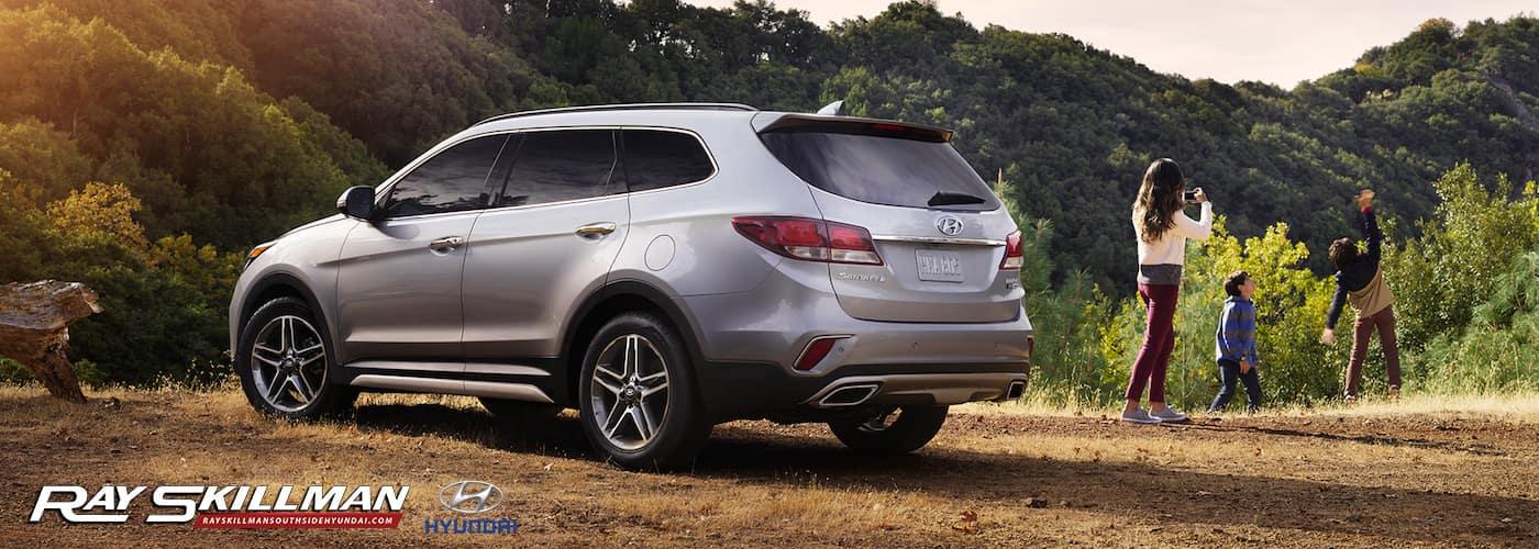 Hyundai Santa Fe vs Competition Indianapolis IN