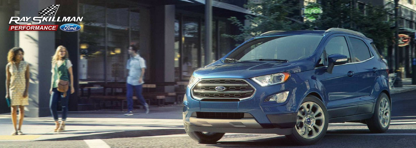 Ford EcoSport Plainfield IN (1)