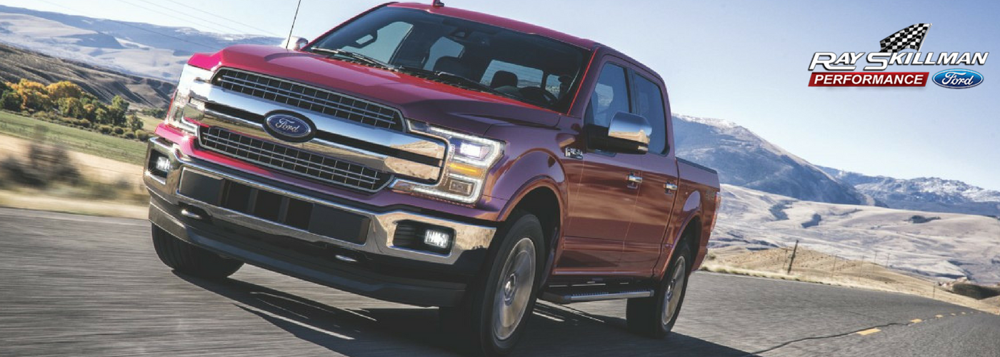 Ford F-150 Bloomington IN