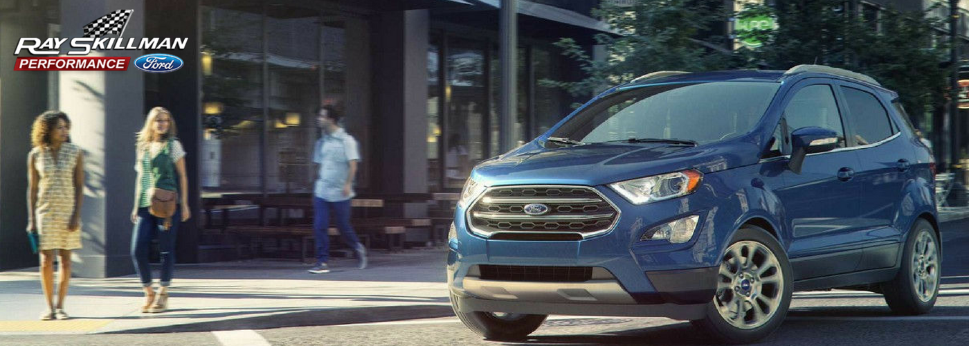 Ford EcoSport Bloomington IN