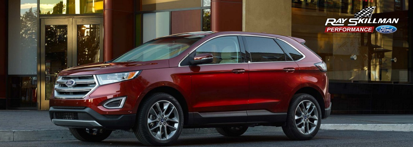 Ford Edge Bloomington IN