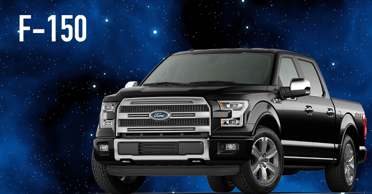 Ford F-150 Selection