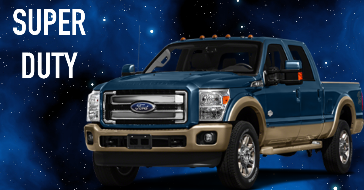 Ford Super Duty Selection