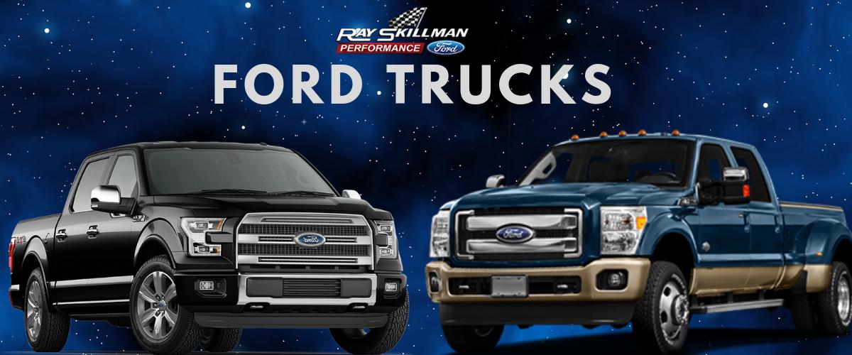 Ford Trucks Indi