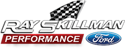Ray Skillman Ford Logo
