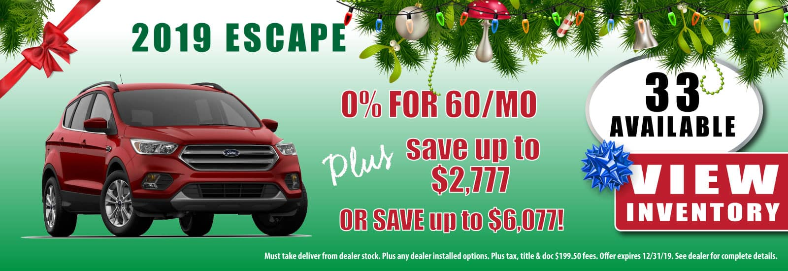 Ford Escape Christmas Tree Commercial 2020 Youtube Happy Holidays