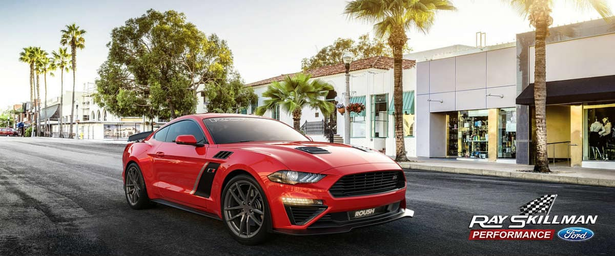 2020 Roush Stage 3 Mustang
