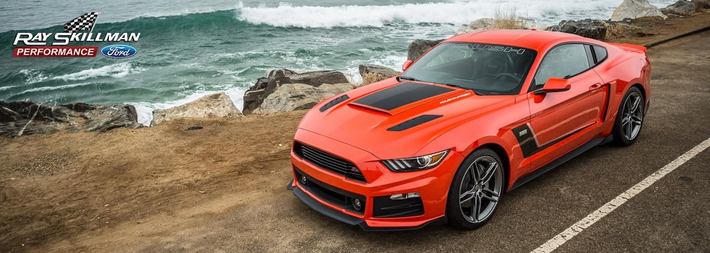 Roush Stage 3 Mustang For Sale